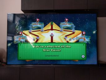 New Super Mario Bros. U: All star coins!