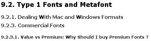 Linux Font Rendering Stinks (Linux) - Arantius com